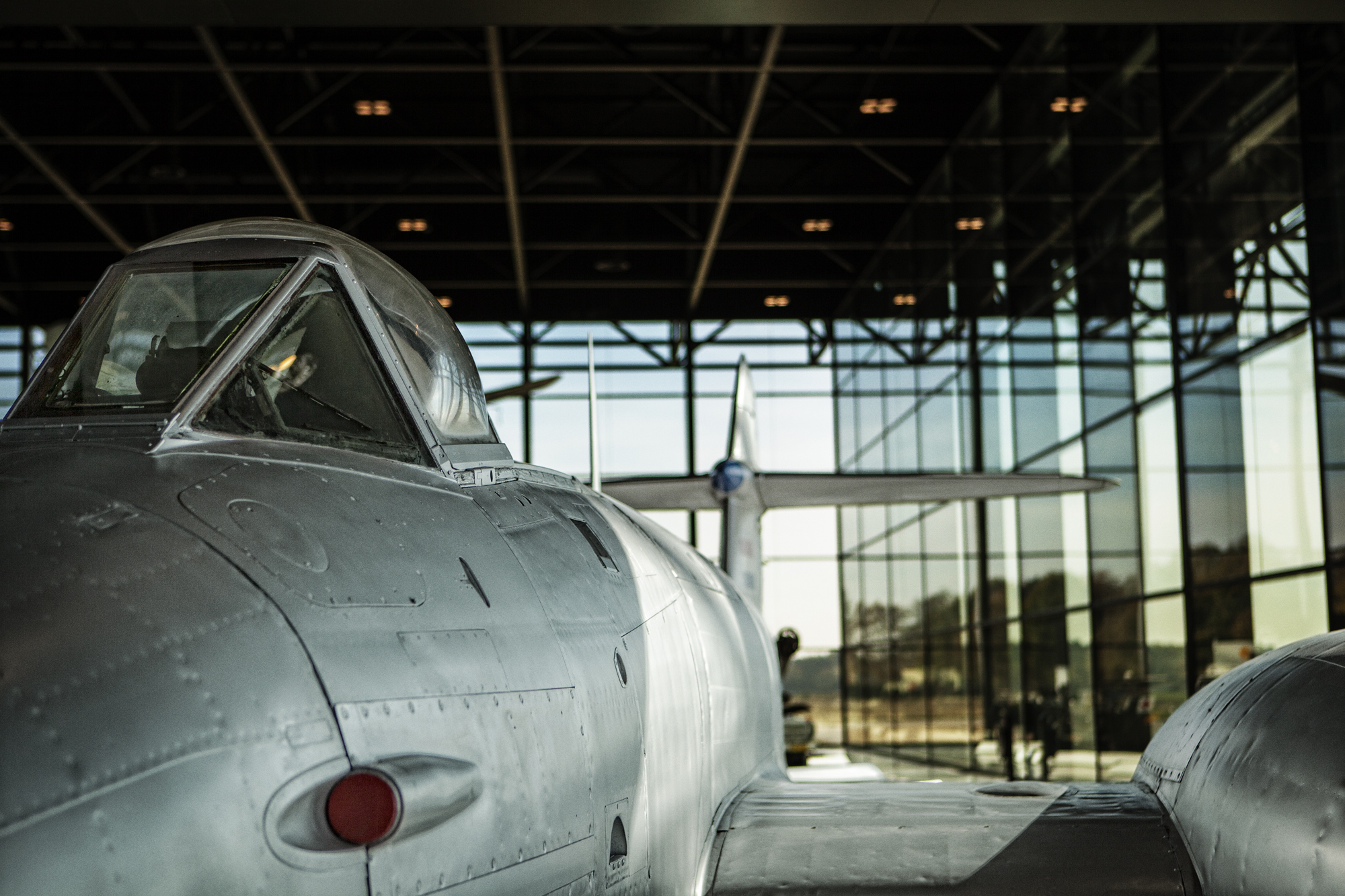 Oude Jager bij het Nationaal militair Muzeum